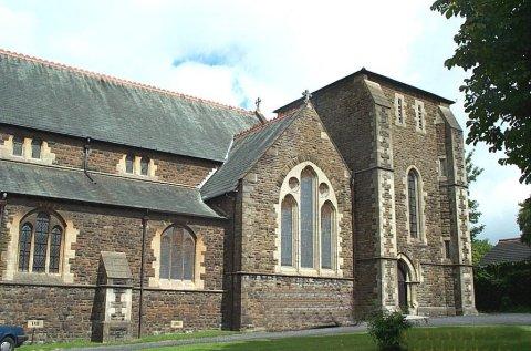 Llanelli Church