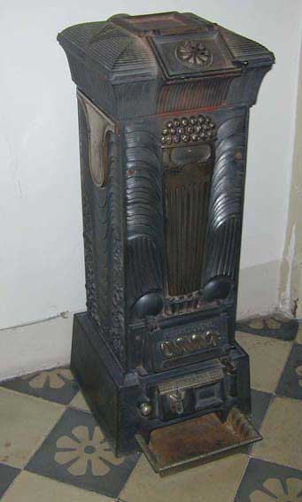 Stove gas dovre 250